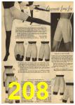 1961 Sears Spring Summer Catalog, Page 208