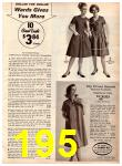 1966 Montgomery Ward Fall Winter Catalog, Page 195