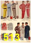 1958 Sears Fall Winter Catalog, Page 513