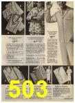 1968 Sears Fall Winter Catalog, Page 503