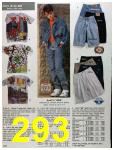 1993 Sears Spring Summer Catalog, Page 293