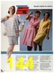 1986 Sears Spring Summer Catalog, Page 144