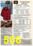 1977 Sears Fall Winter Catalog, Page 506