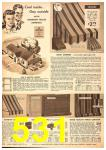 1949 Sears Spring Summer Catalog, Page 531