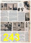 1957 Sears Spring Summer Catalog, Page 243