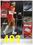 1986 Sears Spring Summer Catalog, Page 493