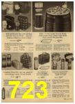 1965 Sears Spring Summer Catalog, Page 723