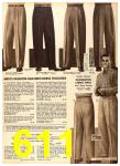 1956 Sears Fall Winter Catalog, Page 611