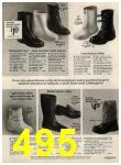 1972 Sears Fall Winter Catalog, Page 495