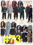 1956 Sears Fall Winter Catalog, Page 473