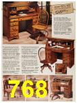 1987 Sears Fall Winter Catalog, Page 768