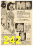 1960 Sears Spring Summer Catalog, Page 242
