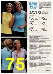 1981 Montgomery Ward Spring Summer Catalog, Page 75