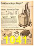 1958 Sears Fall Winter Catalog, Page 1041