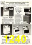 1972 Sears Fall Winter Catalog, Page 1240