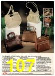 1981 Montgomery Ward Spring Summer Catalog, Page 107