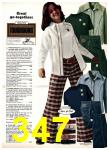 1975 Sears Fall Winter Catalog, Page 347