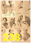 1949 Sears Spring Summer Catalog, Page 238