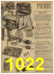1962 Sears Spring Summer Catalog, Page 1022
