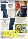 1977 Sears Spring Summer Catalog, Page 450