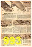 1958 Sears Spring Summer Catalog, Page 993