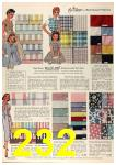 1958 Sears Spring Summer Catalog, Page 232