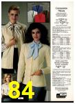 1982 Sears Fall Winter Catalog, Page 84