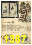 1960 Sears Spring Summer Catalog, Page 1387