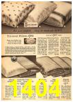 1962 Sears Fall Winter Catalog, Page 1404