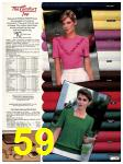 1983 Sears Spring Summer Catalog, Page 59