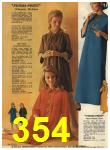 1968 Sears Fall Winter Catalog, Page 354