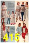 1963 Sears Fall Winter Catalog, Page 415