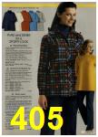 1980 Sears Fall Winter Catalog, Page 405