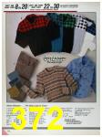 1986 Sears Fall Winter Catalog, Page 372