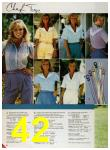 1986 Sears Spring Summer Catalog, Page 42