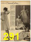 1962 Sears Spring Summer Catalog, Page 291