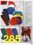 1986 Sears Fall Winter Catalog, Page 285