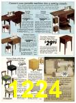 1972 Sears Fall Winter Catalog, Page 1224