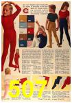 1963 Sears Fall Winter Catalog, Page 507