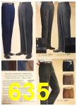 1960 Sears Fall Winter Catalog, Page 635