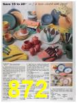 1993 Sears Spring Summer Catalog, Page 872