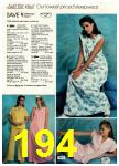 1981 Montgomery Ward Spring Summer Catalog, Page 194