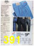 1988 Sears Fall Winter Catalog, Page 391