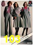 1978 Sears Fall Winter Catalog, Page 103