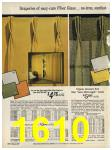 1972 Sears Fall Winter Catalog, Page 1610