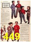 1960 Sears Fall Winter Catalog, Page 449