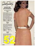 1981 Sears Spring Summer Catalog, Page 52