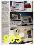 1986 Sears Fall Winter Catalog, Page 935