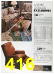 1989 Sears Home Annual Catalog, Page 416