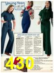 1977 Sears Fall Winter Catalog, Page 430